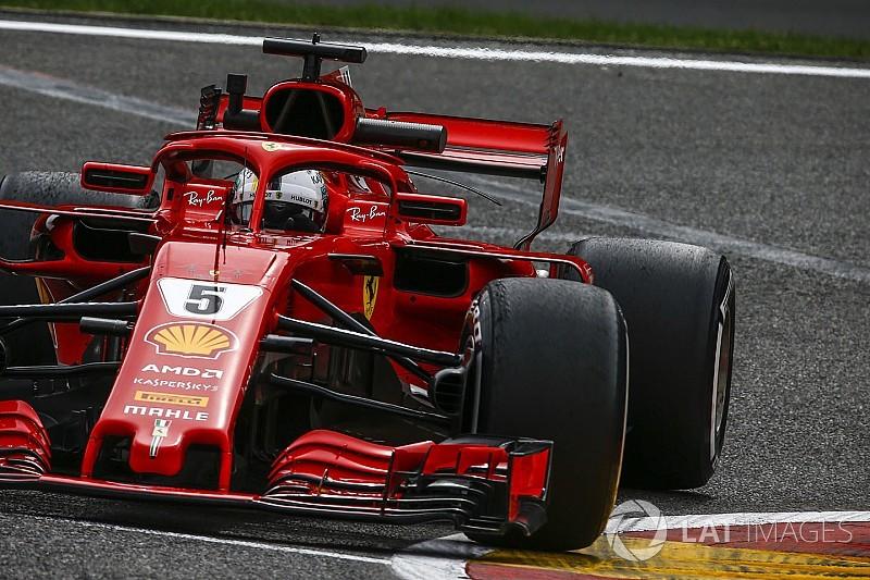 比利时大奖赛FP3:维特尔赶超莱科宁居首