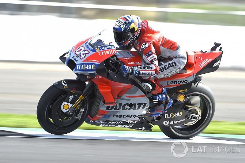 Довициозо стал быстрейшим на первой тренировке MotoGP в Мизано