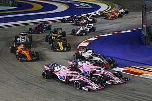 """Pérez: """"No se habló"""" del posible regreso de las órdenes de equipo en Force India"""