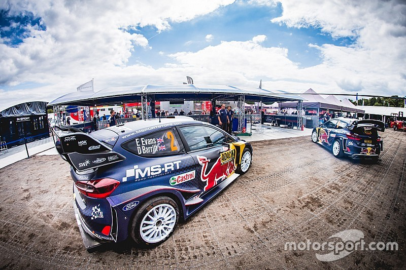 M-Sport подтвердила участие в раллийном сезоне 2019 года