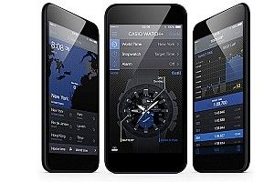 Casio Edifice: How your smartphone and watch interact