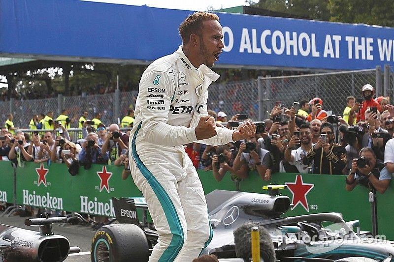 """Hamilton: """"Ik zet iets negatiefs om in iets positiefs"""""""