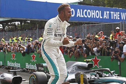 Hamilton: Negativitas Monza jadi dorongan buat saya