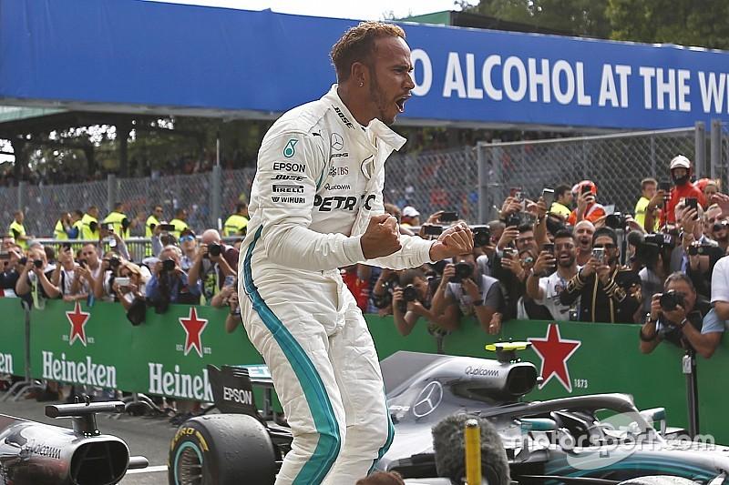 Los memes del Gran Premio de Italia