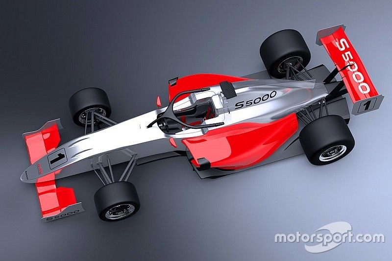 S5000 targeting 'Australian IndyCar' status