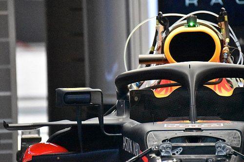 Red Bull: lo specchietto retrovisore soffiato diventa un deviatore di flusso