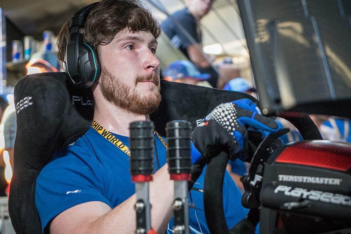 Jon Armstrong remporte le titre mondial eSports WRC