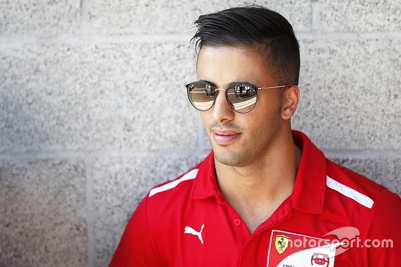 Vallelunga, Libere 1: Fuoco e Hudspeth subito in vetta con la Ferrari di AF Corse