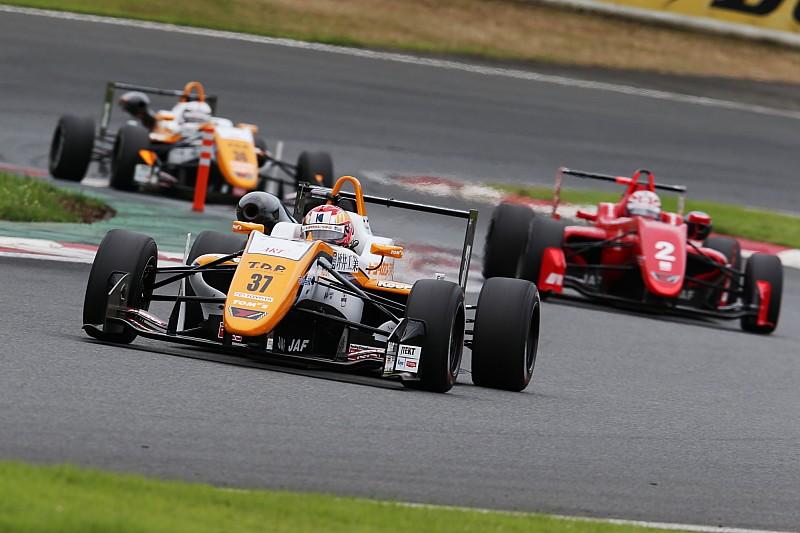 全日本F3第6戦:宮田莉朋が逆転で初優勝。坪井の連勝がストップ