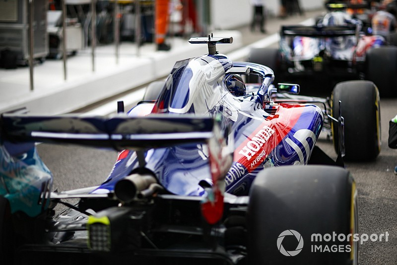 "F1 should do away with ""strange rule"" for penalties - Hartley"