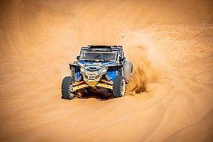 """Le Dakar, """"le Graal"""" pour Vincent Gonzalez"""