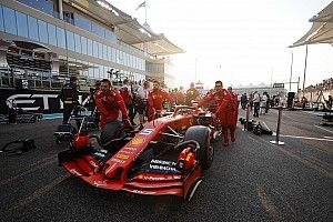 Ferrari fuel checked at least 10 times this year - Binotto