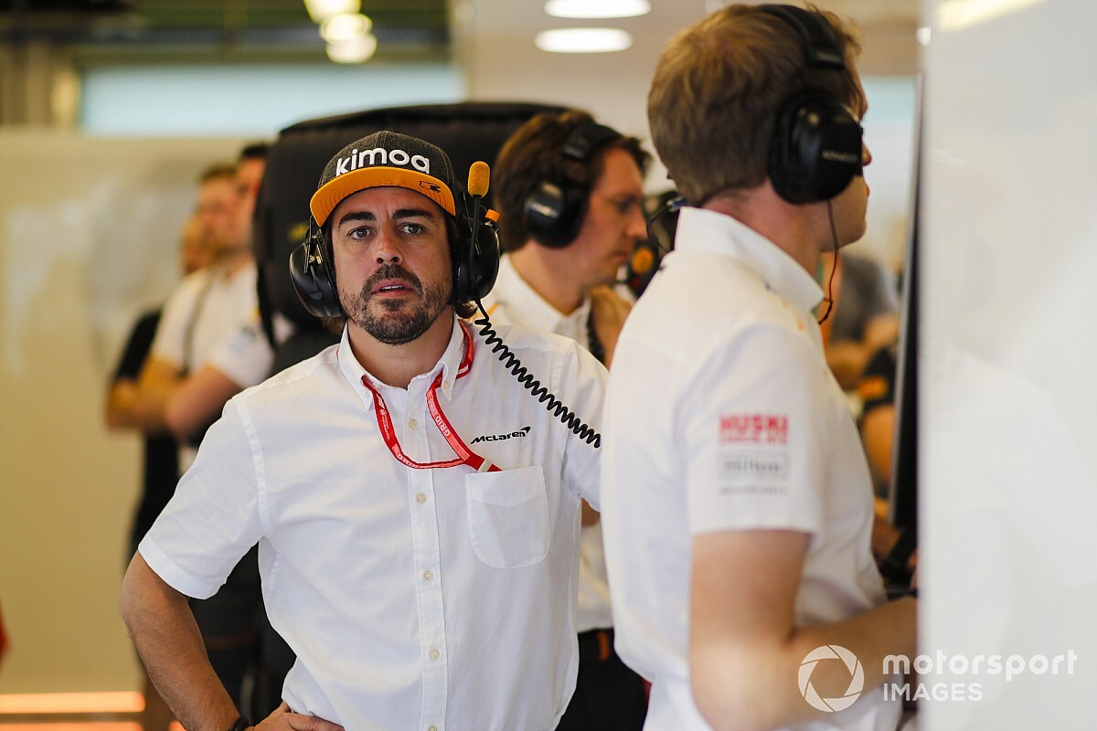Alonso no longer a McLaren ambassador