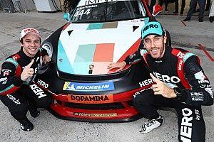 Felipe Baptista e Esteban Guerrieri conquistam pole da Porsche Endurance 500 em Interlagos