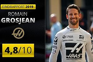 Eindrapport Romain Grosjean: Slechtste F1-seizoen voor routinier