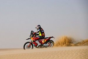 "KTM: Seeing Dakar streak snapped was ""painful"""