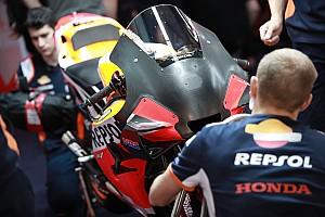 El sellado de motores y aerodinámica de MotoGP se hará de forma remota