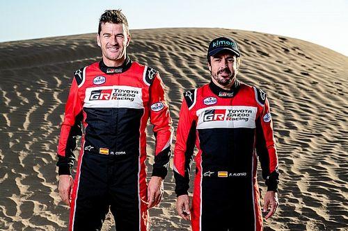 Alonso afronta su mayor reto: correrá el Dakar 2020