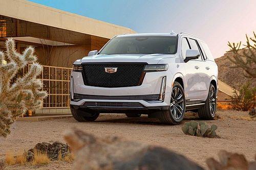 В Лос-Анджелесе дебютировал новый Cadillac Escalade