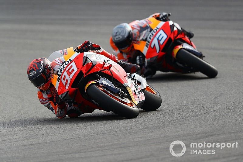 """Márquez: """"Estoy más preocupado por la moto que por mi estado físico"""""""