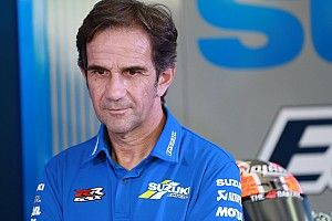 "Suzuki ""shocked"" by team boss Brivio's exit"