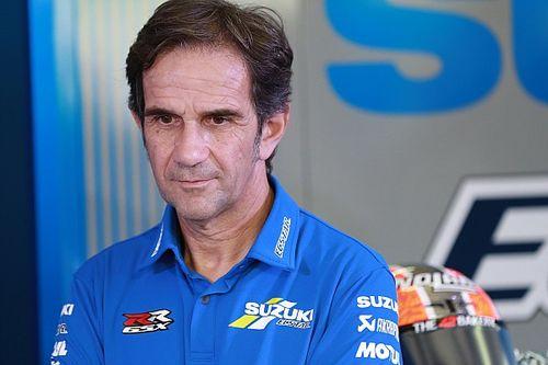 Официально: босс Suzuki в MotoGP покинул команду