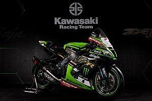 SBK, presentata la nuova Kawasaki di Rea e Lowes