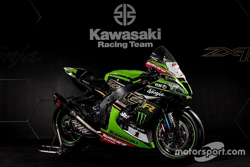 Kawasaki lanza su motocicleta para el WSBK 2020