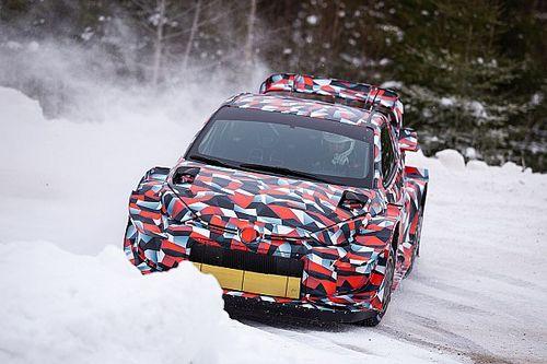Nowy Yaris WRC musi poczekać