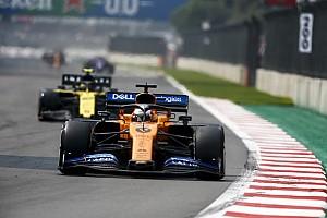 Sainz: Furcsa volt tavaly a Renault-nál a szezon második fele