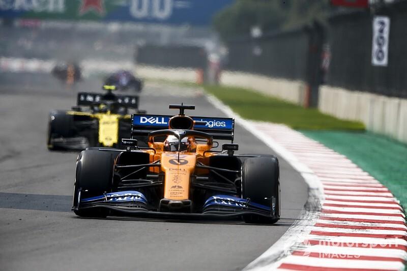 Brown, McLaren'ın 2020'de daha az gelişmesini bekliyor