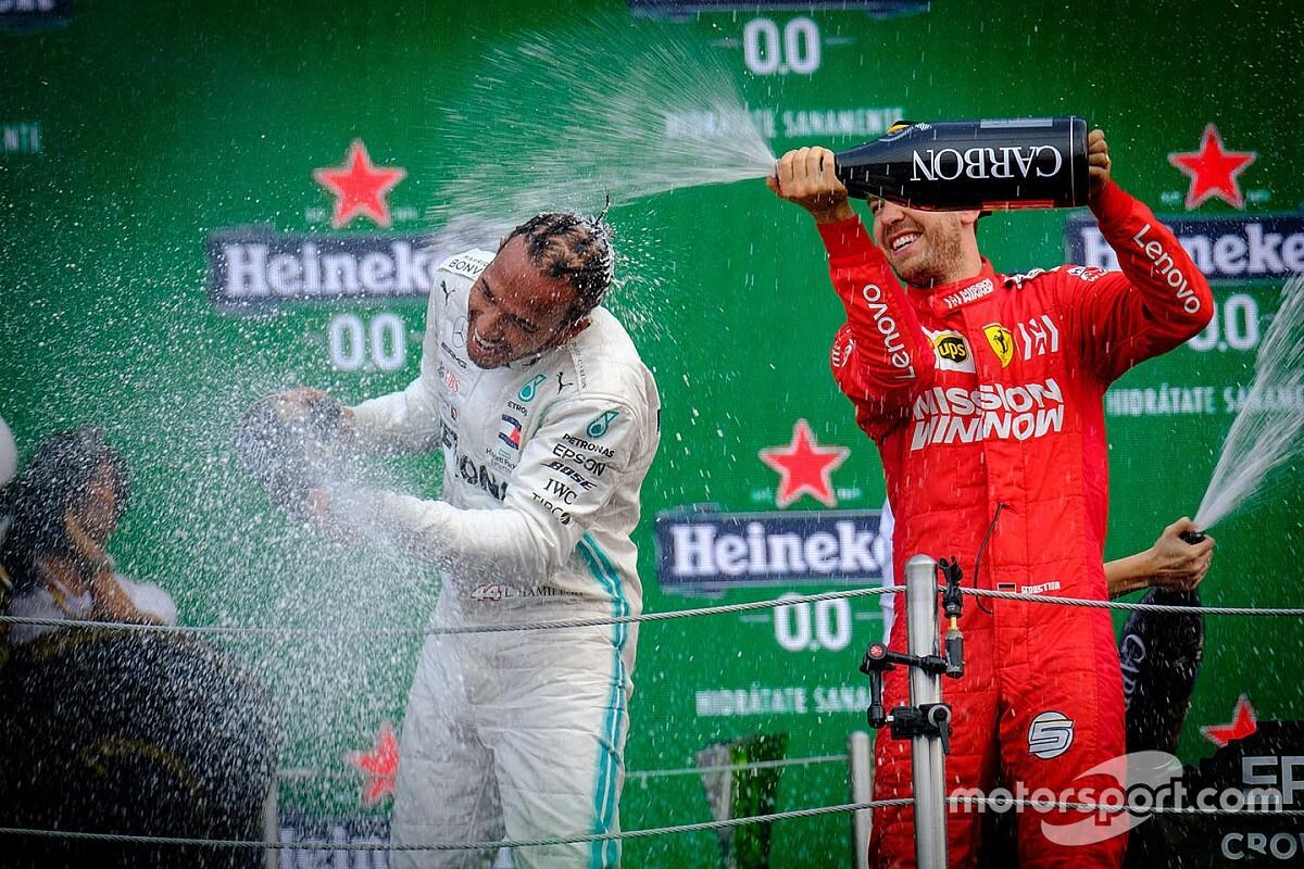 Surer szerint Hamilton a következő címe után bedobja a törölközőt, és Vettel ideális lehet a Mercedesnél