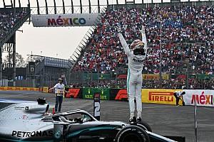 México entre los mercados más grandes de la F1