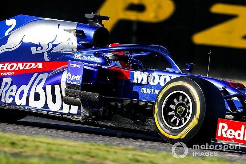 Toro Rosso recibe el visto bueno para cambiar su nombre
