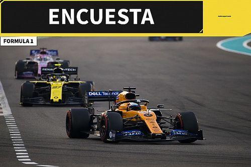 Encuesta del día: ¿mejor maniobra de Sainz o Pérez?