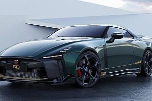 Nissan GT-R50 by Italdesign, da fine 2020 la supercar è di serie