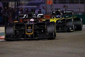 """Grosjean: """"Racestarts zwak punt vergeleken met Magnussen"""""""