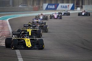 Abu Dhabi a montré pourquoi la F1 a toujours besoin du DRS