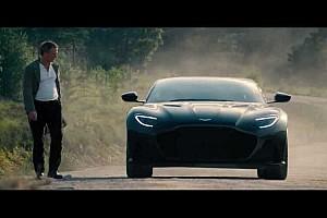 Videó: Aston Martinokkal teli előzetes jelent meg az új Bond-filmhez