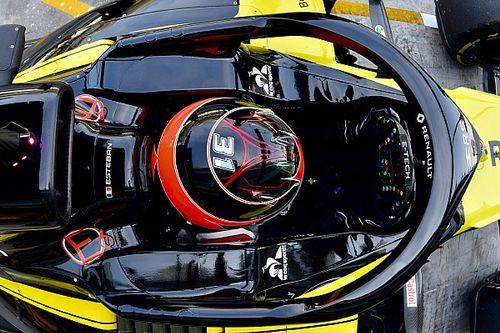 Окон за день понял, чем болид Renault лучше Mercedes