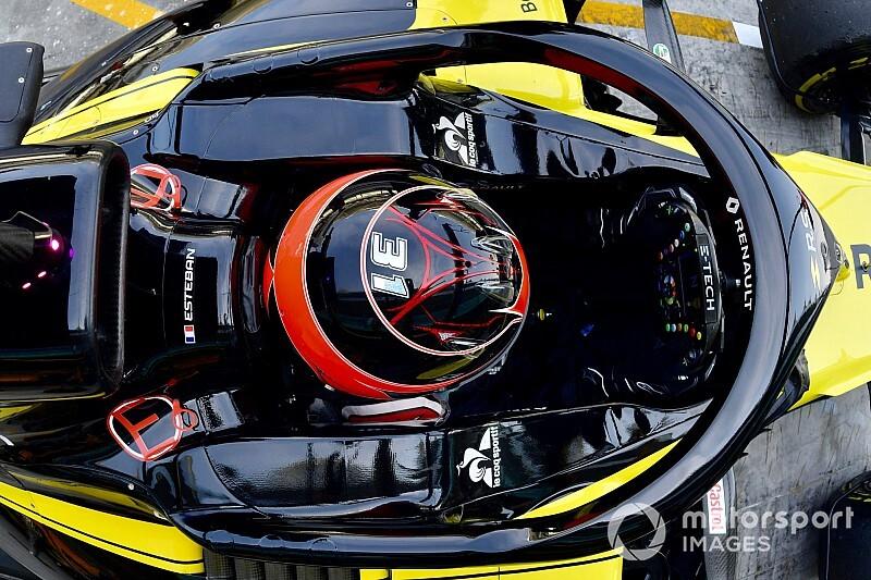 Ocon, idolü Schumacher için kırmızı kaskla yarışacak