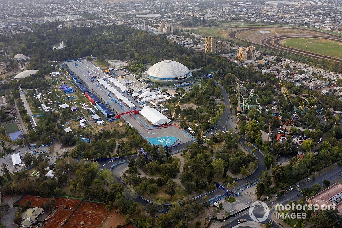 L'E-Prix de Santiago 2021 reporté à cause de la crise du COVID