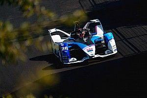 Гюнтер стал самым молодым победителем гонки в Формуле Е