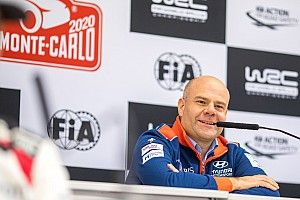 Hyundai Nilai Lima Pabrikan Bisa Turun di WRC