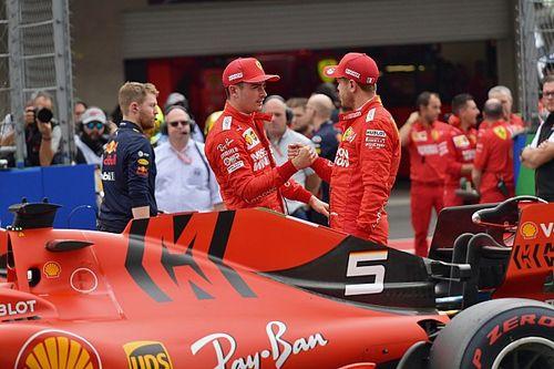 """Leclerc: """"Importante mantenere la prima posizione al via"""""""
