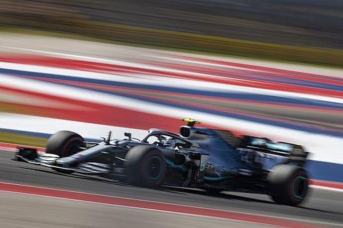 F1アメリカGP予選:ボッタス意地のPP獲得。上位4台が0.1秒差の大接戦