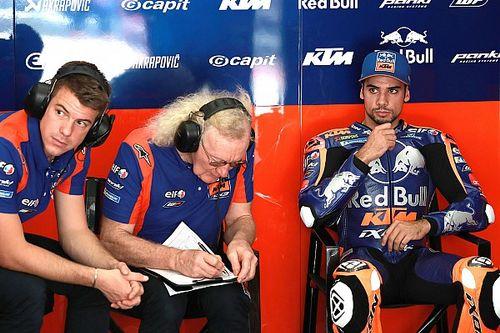 """KTM: """"La lamentela di Oliveira su Binder è stata sgradevole"""""""