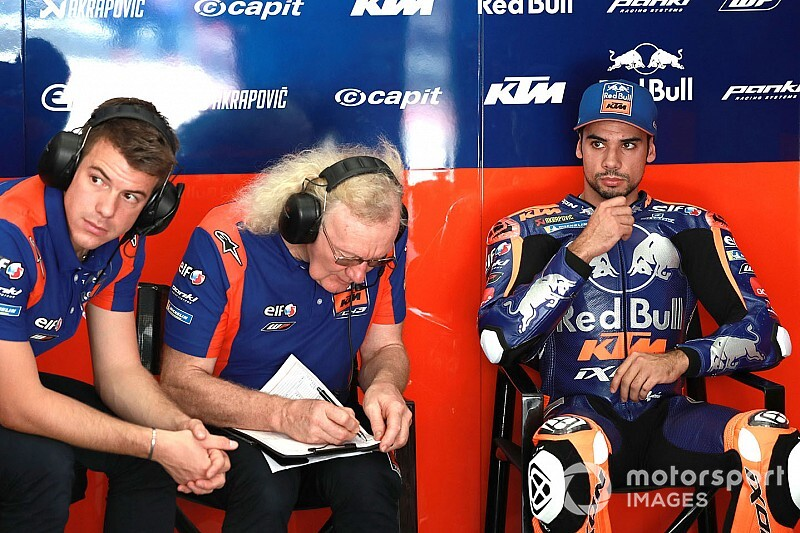 "KTM: Oliveira's 2020 gripe was ""really unpleasant"""