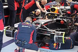 Hűtési problémái lehetnek a Red Bullnak?