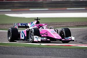 Маркелов стал лучшим из россиян по итогам первого дня тестов Формулы 2